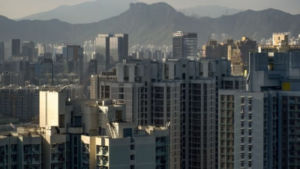 Measures Cooling Hong Kong's Residential Property Market Should Remain With Homes So Expensive And Sector's Resilience, Finance Chief Says