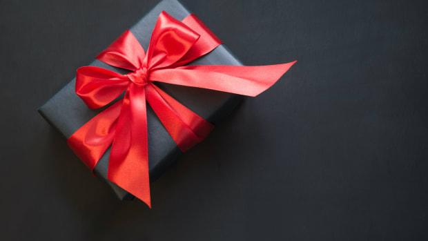 gift box giving sh