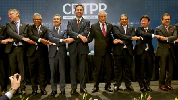 China's Former Trade Chief Hits Out At 'groundless' Claims Country Cannot Join CPTPP