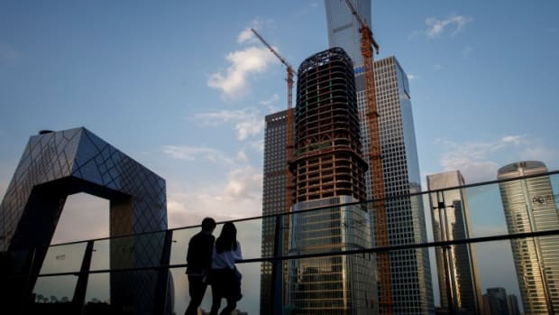 Beijing Is China's Only Shining Northern City As Centre Of Economic Gravity Moves South