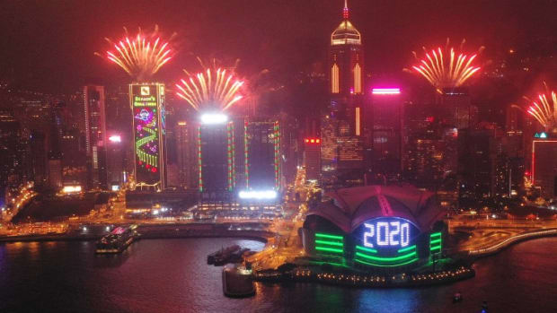 Hong Kong Is Facing A Not-so-happy New Year, With Annual Fireworks Display, Parade Both Cancelled