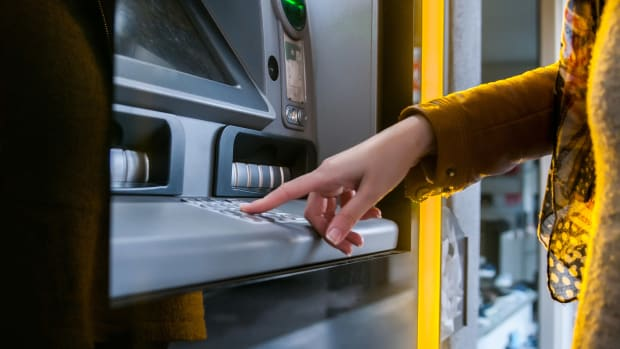 ATM Machine Lead