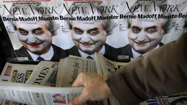 Bernie Madoff Thumb