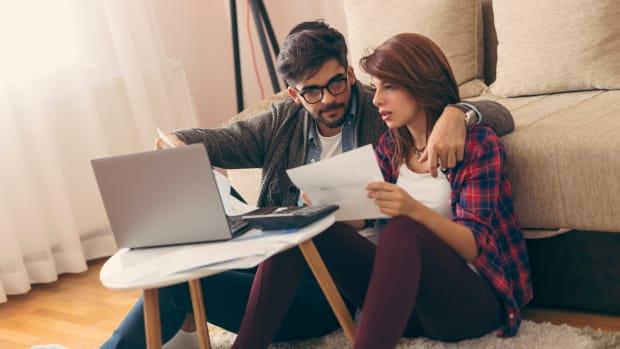 denied mortgage couple bills sh