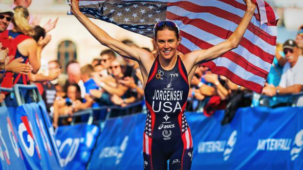 USA Triathlon Lead