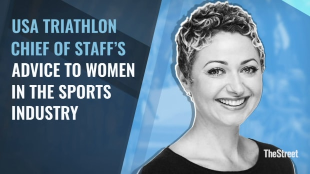 USA Triathlon Chief of Staff Victoria Brumfield Top Leadership Lessons