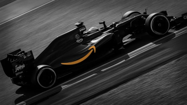 Formula One Amazon Lead