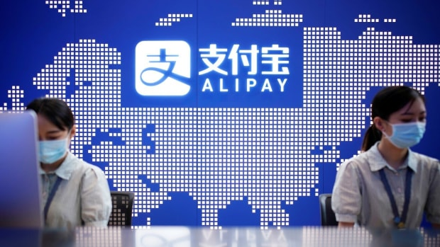 China has launched an investigation into Alibaba for suspected monopolistic behaviour and will summon its affiliate Ant Group, which operates the Alipay platform, to meet in coming days. Photo: Reuters
