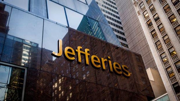 Jefferies Financial Group Lead