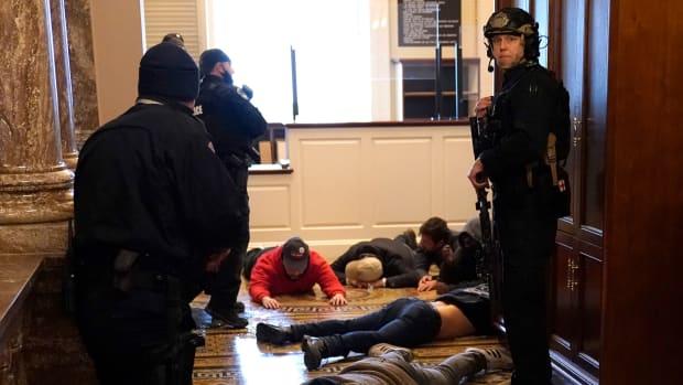 Washington Protests Lead