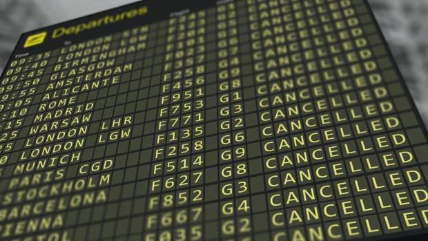 credit flight canceled sh