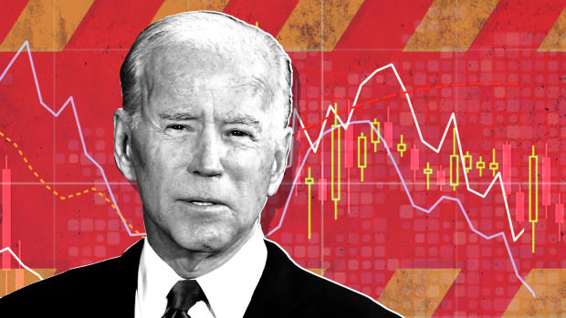 Biden Stocks Danger Lead