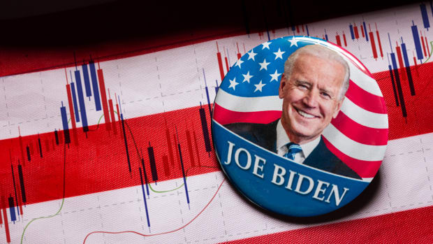 Joe Biden Stocks Lead