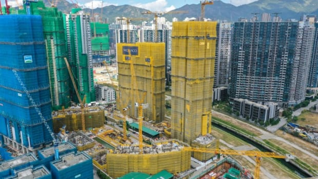 Hong Kong Homebuyers Defy Broken Economy, Surging Unemployment, Snapping Up Flats At Wheelock's Monaco Project In Kai Tak