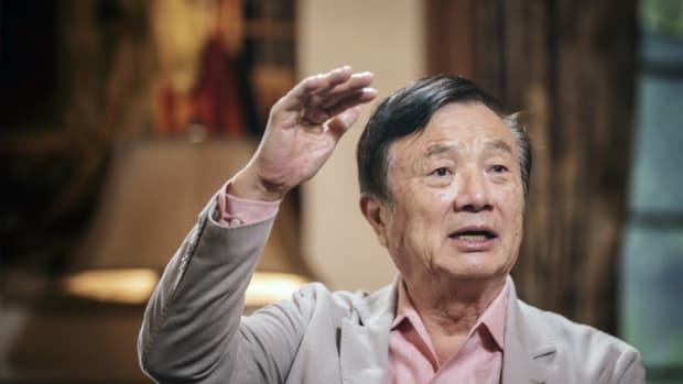 Huawei Founder Ren Zhengfei Calls For Decentralisation, Focus On Profits To Survive US Trade Sanctions