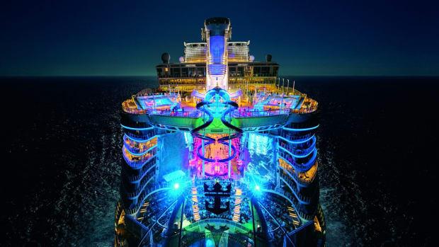 30 RC symphony of seas new ship Royal caribbean