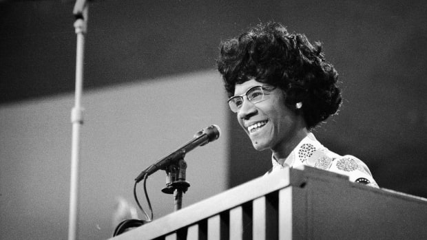 Shirley Chisholm Lead