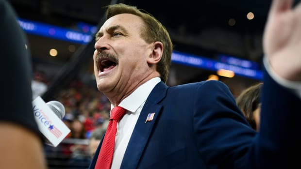 Mike Lindell Lead
