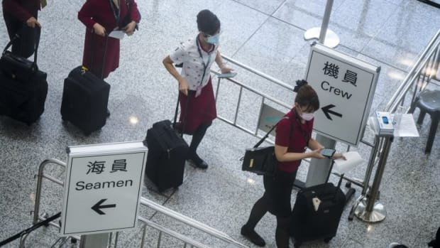 Coronavirus: Cathay Pacific Tells Aircrew Quarantine Could Start In Two Weeks, As Airline Industry Chiefs Urge Rethink Over Damage It Could Do