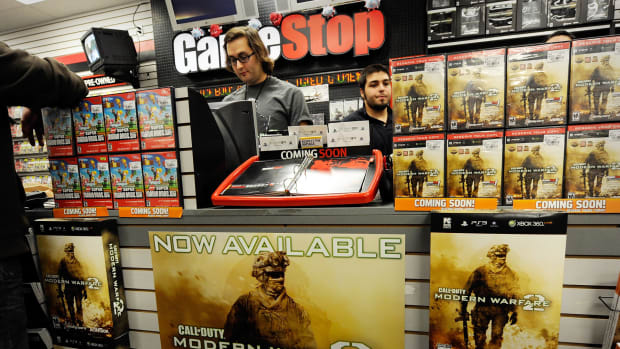 GameStop Lead