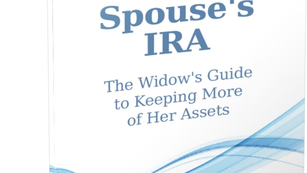 Inheriting Your Spouse's IRA - The Widow's Guide to Keeping More of Her Assets