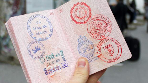 passport stamps sh