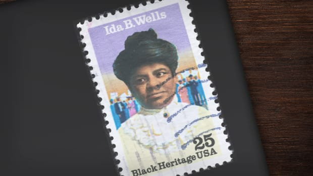 Ida B. Wells Lead