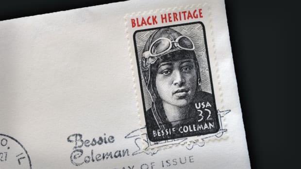 Bessie Coleman Lead