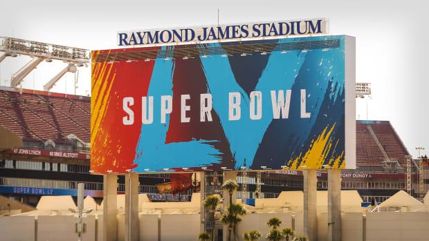 Super Bowl LV Lead