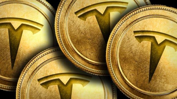Tesla Bitcoin Lead