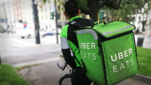 Uber Eats Lead