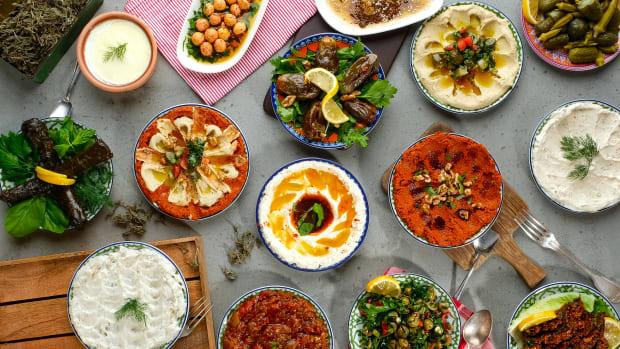 vegan meal turkish sh