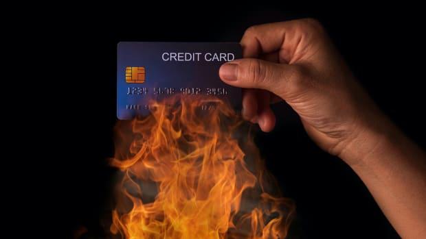 bad credit card hot flame sh