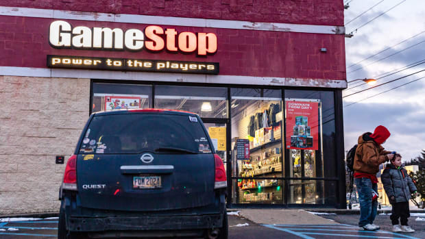 Gamestop Lead