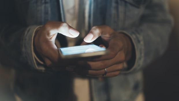 banking app phone sh