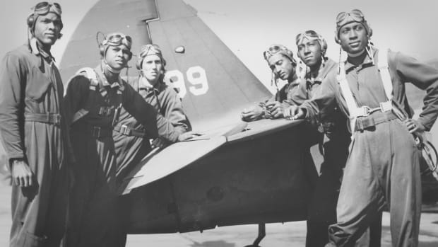 Tuskegee Airmen Lead