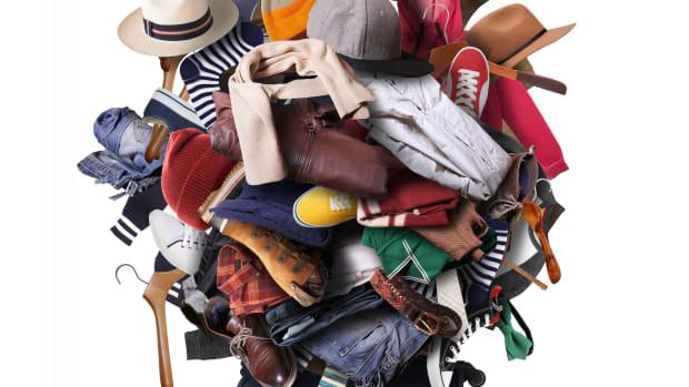 clutter stuff junk clothes mess sh