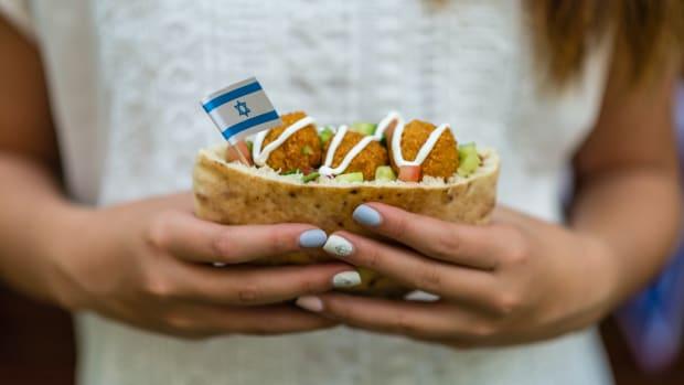 fea israel food sh