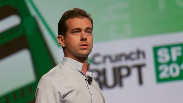 Jack Dorsey at TechCrunch Disrupt in 2012