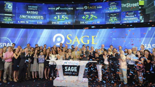 Sage Therapeutics Lead
