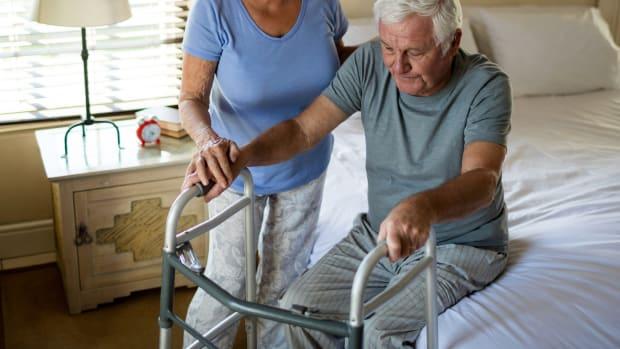 caregiver elderly sh
