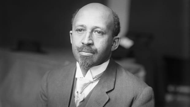 W. E. B. Du Bois Lead