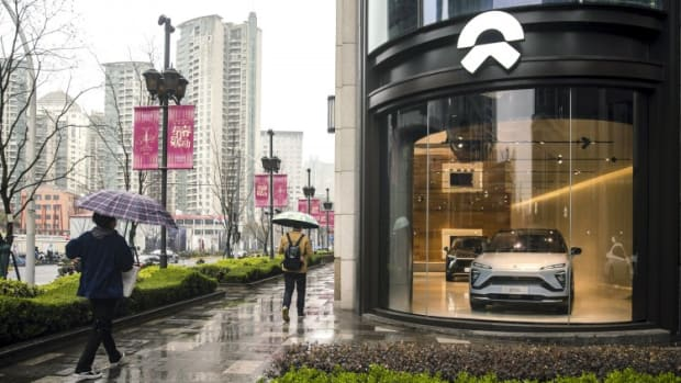 NIO, China's Bellwether Electric-vehicle Start-up Sees Sales Slump As Tesla's Cut-price Model Y Steals Its Thunder