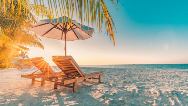 beach relax vacation sun sh