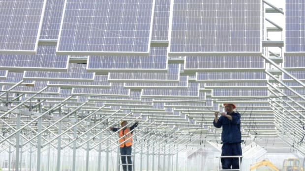 As China Moves To Reduce Subsidy Load, Uncertainties Mount For Country's Wind And Solar Energy Sector