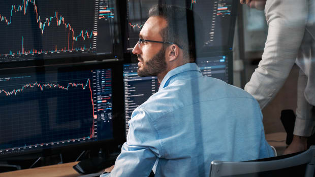 Stock Trader Lead