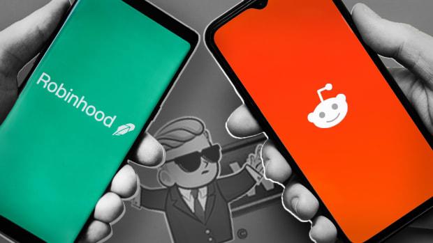 Robinhood Reddit WallStreetBets Lead
