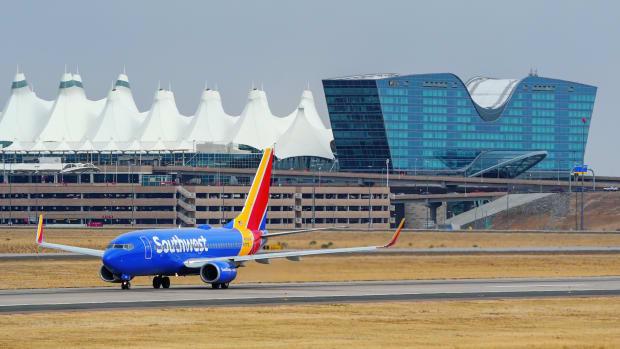 4 domestic denver southwest flight travel sh