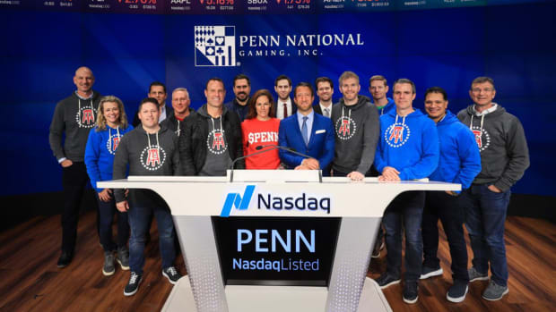 Penn National Gaming Lead