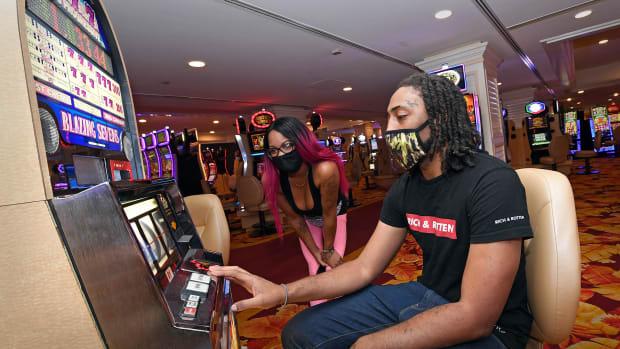 Penn National Gaming Lead